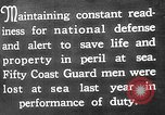 Image of United States Coast Guard Atlantic Ocean, 1926, second 12 stock footage video 65675054648