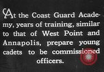 Image of United States Coast Guard Academy United States USA, 1926, second 1 stock footage video 65675054651