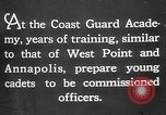 Image of United States Coast Guard Academy United States USA, 1926, second 3 stock footage video 65675054651