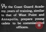 Image of United States Coast Guard Academy United States USA, 1926, second 6 stock footage video 65675054651