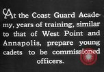 Image of United States Coast Guard Academy United States USA, 1926, second 7 stock footage video 65675054651