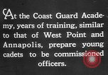 Image of United States Coast Guard Academy United States USA, 1926, second 10 stock footage video 65675054651