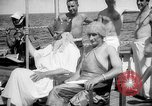 Image of initiation ceremony Atlantic Ocean, 1926, second 5 stock footage video 65675054652