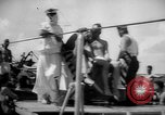 Image of initiation ceremony Atlantic Ocean, 1926, second 7 stock footage video 65675054652