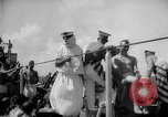 Image of initiation ceremony Atlantic Ocean, 1926, second 9 stock footage video 65675054652