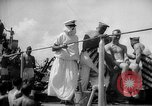 Image of initiation ceremony Atlantic Ocean, 1926, second 10 stock footage video 65675054652