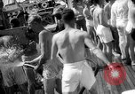 Image of initiation ceremony Atlantic Ocean, 1926, second 12 stock footage video 65675054652