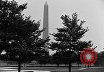 Image of monuments Washington DC USA, 1930, second 2 stock footage video 65675054656