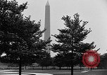 Image of monuments Washington DC USA, 1930, second 4 stock footage video 65675054656