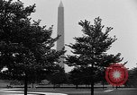 Image of monuments Washington DC USA, 1930, second 5 stock footage video 65675054656