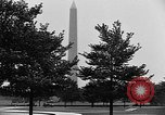 Image of monuments Washington DC USA, 1930, second 8 stock footage video 65675054656