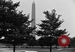 Image of monuments Washington DC USA, 1930, second 9 stock footage video 65675054656