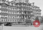 Image of Old Executive Office Building Washington DC USA, 1925, second 1 stock footage video 65675054657