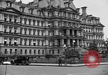 Image of Old Executive Office Building Washington DC USA, 1925, second 7 stock footage video 65675054657