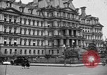 Image of Old Executive Office Building Washington DC USA, 1925, second 11 stock footage video 65675054657