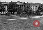 Image of Treasury Building Washington DC USA, 1925, second 2 stock footage video 65675054658
