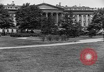 Image of Treasury Building Washington DC USA, 1925, second 3 stock footage video 65675054658