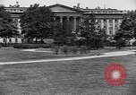 Image of Treasury Building Washington DC USA, 1925, second 6 stock footage video 65675054658