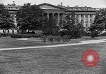 Image of Treasury Building Washington DC USA, 1925, second 9 stock footage video 65675054658