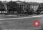 Image of Treasury Building Washington DC USA, 1925, second 10 stock footage video 65675054658