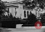 Image of Pan American Union Building Washington DC USA, 1925, second 3 stock footage video 65675054660