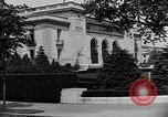 Image of Pan American Union Building Washington DC USA, 1925, second 9 stock footage video 65675054660