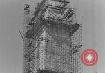 Image of Washington Monument Scaffolding Washington DC USA, 1934, second 7 stock footage video 65675054661