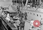 Image of US Coast Guard Cutters Cayuga and Sebego Europe, 1934, second 2 stock footage video 65675054664