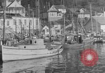 Image of seaport Alaska USA, 1929, second 7 stock footage video 65675054668