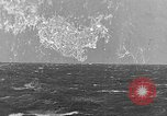 Image of boat in distress Atlantic Ocean, 1930, second 1 stock footage video 65675054673