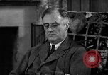Image of President Franklin Roosevelt Washington DC USA, 1936, second 3 stock footage video 65675054682