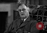 Image of President Franklin Roosevelt Washington DC USA, 1936, second 8 stock footage video 65675054682