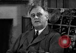 Image of President Franklin Roosevelt Washington DC USA, 1936, second 9 stock footage video 65675054682