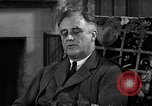 Image of President Franklin Roosevelt Washington DC USA, 1936, second 10 stock footage video 65675054682