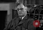 Image of President Franklin Roosevelt Washington DC USA, 1936, second 12 stock footage video 65675054682