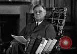 Image of President Franklin Roosevelt Washington DC USA, 1936, second 2 stock footage video 65675054683
