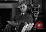 Image of President Franklin Roosevelt Washington DC USA, 1936, second 3 stock footage video 65675054683