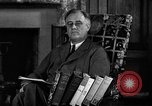 Image of President Franklin Roosevelt Washington DC USA, 1936, second 5 stock footage video 65675054683