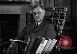 Image of President Franklin Roosevelt Washington DC USA, 1936, second 7 stock footage video 65675054683
