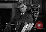 Image of President Franklin Roosevelt Washington DC USA, 1936, second 12 stock footage video 65675054683