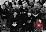 Image of Atlantic Conference Atlantic Ocean, 1941, second 6 stock footage video 65675054691