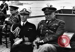 Image of dignitaries at Atlantic Conference Atlantic Ocean, 1941, second 3 stock footage video 65675054692