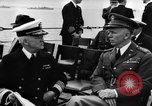 Image of dignitaries at Atlantic Conference Atlantic Ocean, 1941, second 10 stock footage video 65675054692