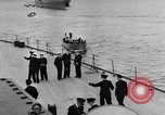 Image of Winston Churchill Atlantic Ocean, 1941, second 9 stock footage video 65675054693