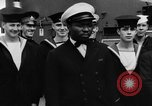 Image of Atlantic Conference Atlantic Ocean, 1941, second 7 stock footage video 65675054694