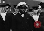 Image of Atlantic Conference Atlantic Ocean, 1941, second 8 stock footage video 65675054694