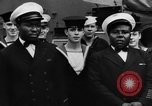Image of Atlantic Conference Atlantic Ocean, 1941, second 10 stock footage video 65675054694