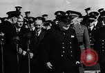 Image of Winston Churchill Atlantic Ocean, 1941, second 2 stock footage video 65675054696