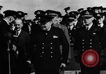 Image of Winston Churchill Atlantic Ocean, 1941, second 3 stock footage video 65675054696