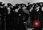 Image of Winston Churchill Atlantic Ocean, 1941, second 4 stock footage video 65675054696